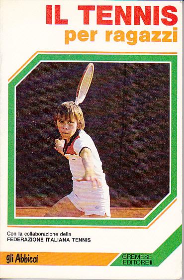 Il tennis per ragazzi