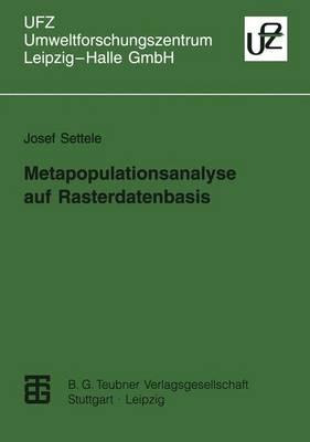 Metapopulationsanalyse Auf Rasterdatenbasis