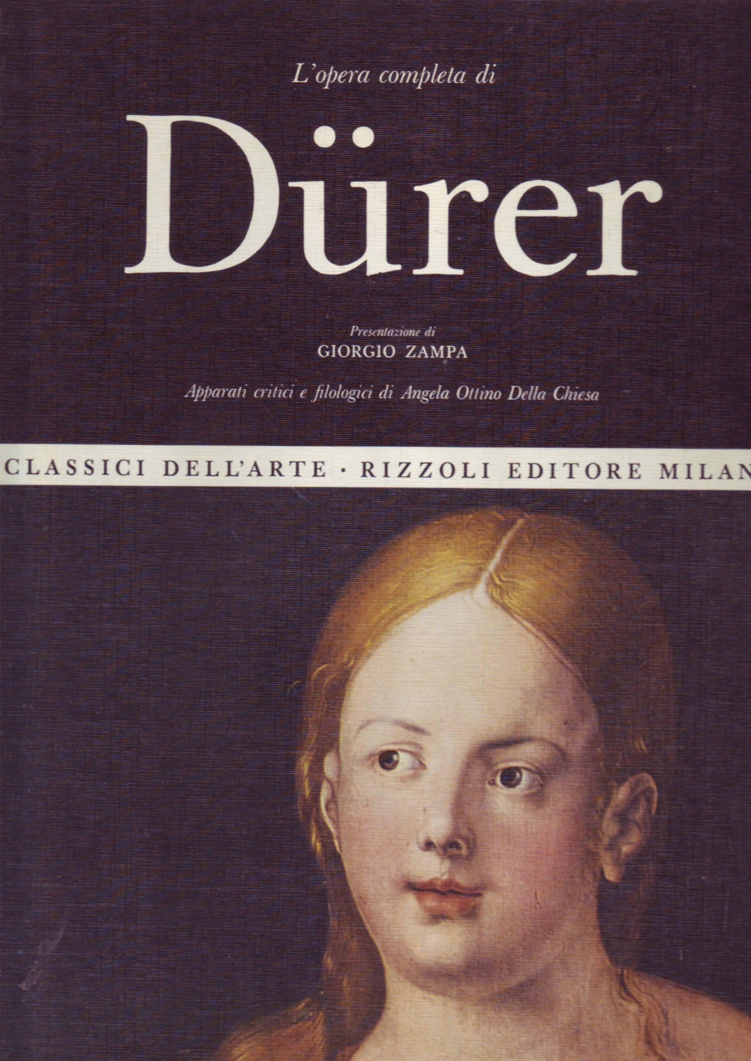 L'opera completa di Dürer
