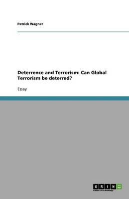 Deterrence and Terrorism