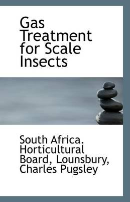 Gas Treatment for Scale Insects