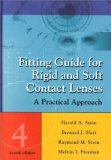 Fitting guide for rigid and soft contact lenses