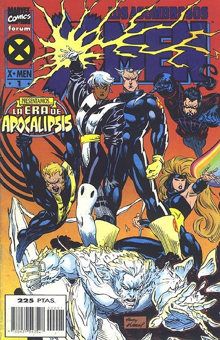Los asombrosos X-Men Vol.1 #1 (de 4)