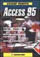 Usare subito Access 95