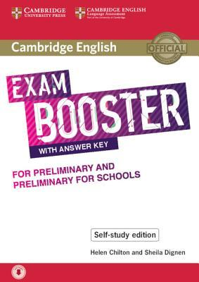 Cambridge English Booster with Answer Key for Preliminary and Preliminary for Schools - Self-study Edition