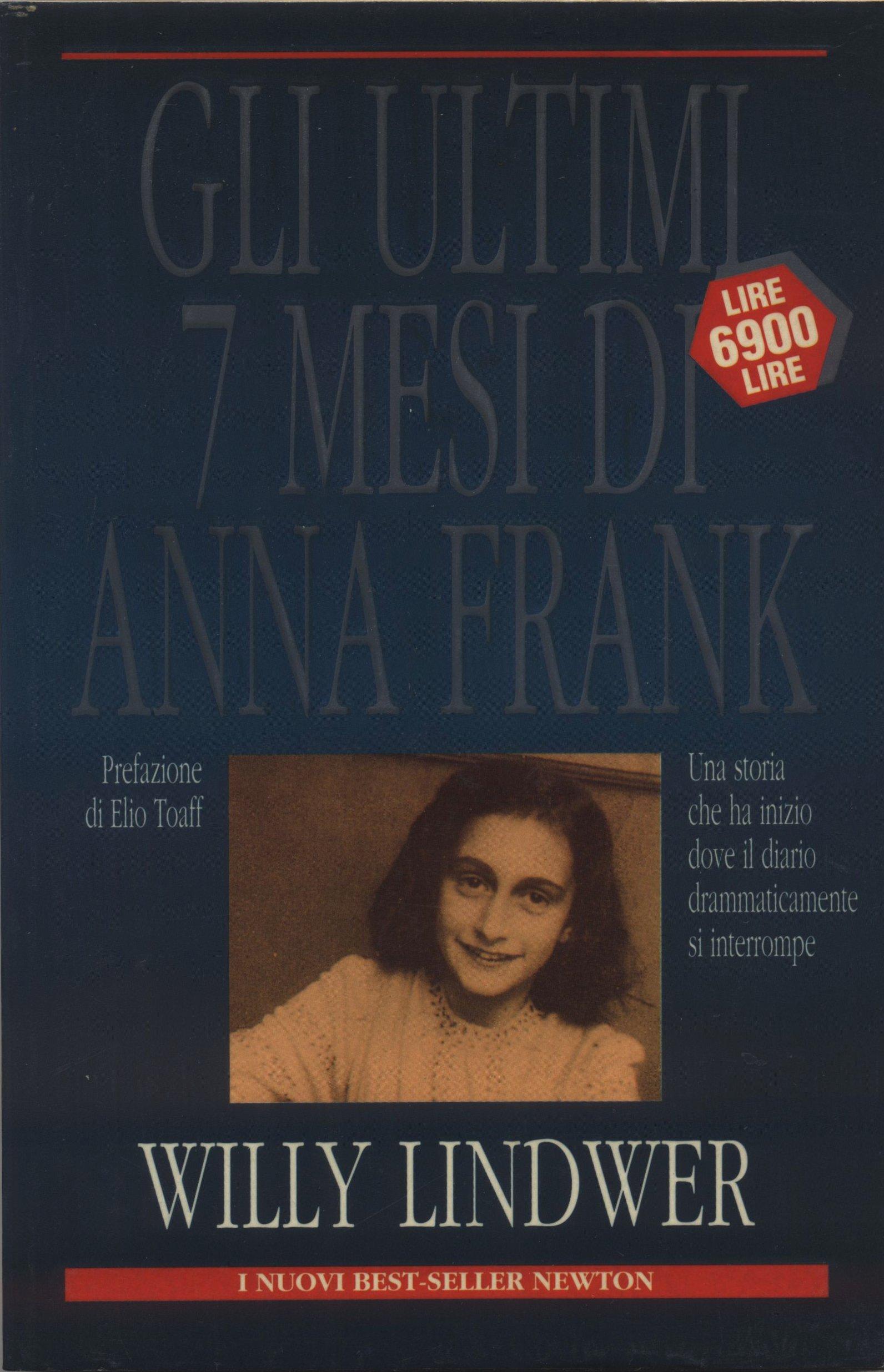 Gli ultimi sette mesi di Anna Frank