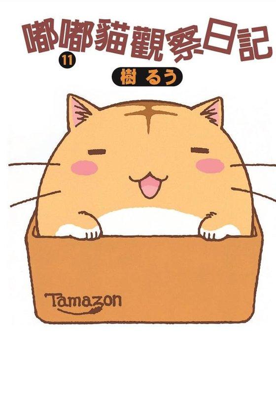 嘟嘟貓觀察日記 11