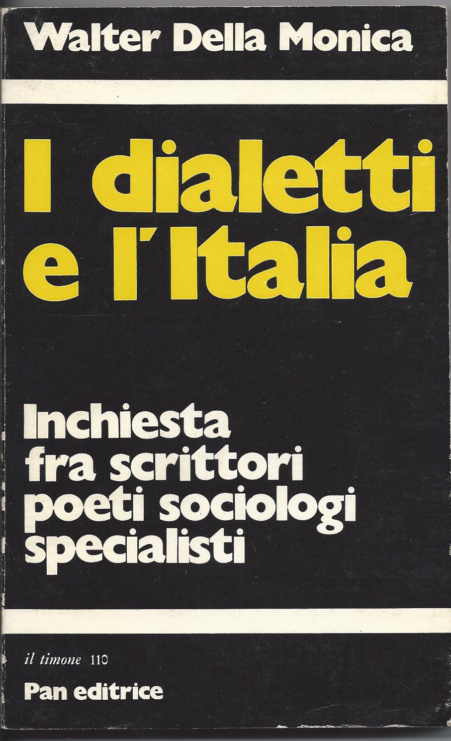 I dialetti e l'Italia