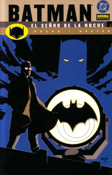Batman: El señor de la noche #4 (de 19)