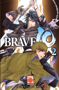 Brave 10, nº 2