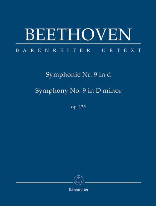 Symphonie Nr. 9 in d...
