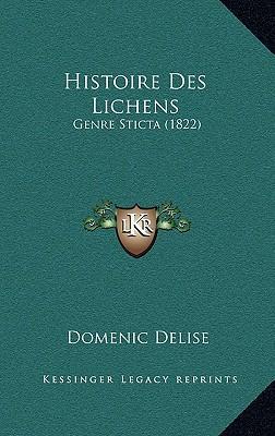 Histoire Des Lichens