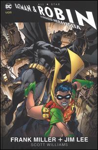 All star. Batman e Robin