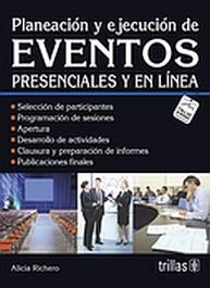 Planeación y ejecución de eventos presenciales y en línea