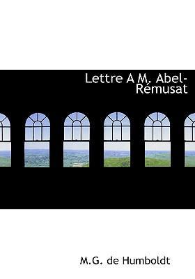 Lettre a M. Abel-remusat
