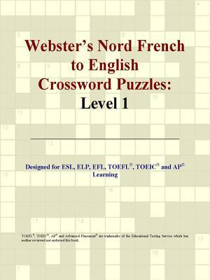 Webster's Nord French to English Crossword Puzzles