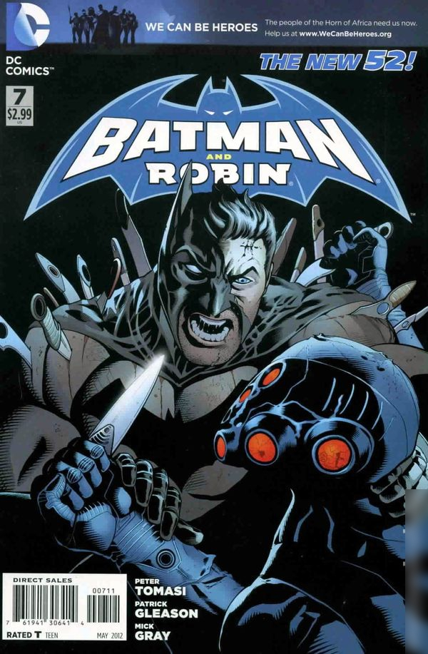 Batman and Robin Vol.2 #7