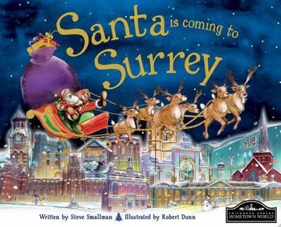 Santa is coming to Surrey