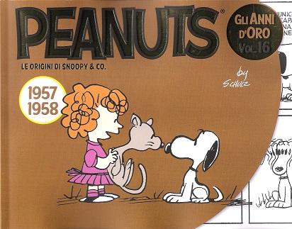 Peanuts - Gli Anni d'Oro vol. 16