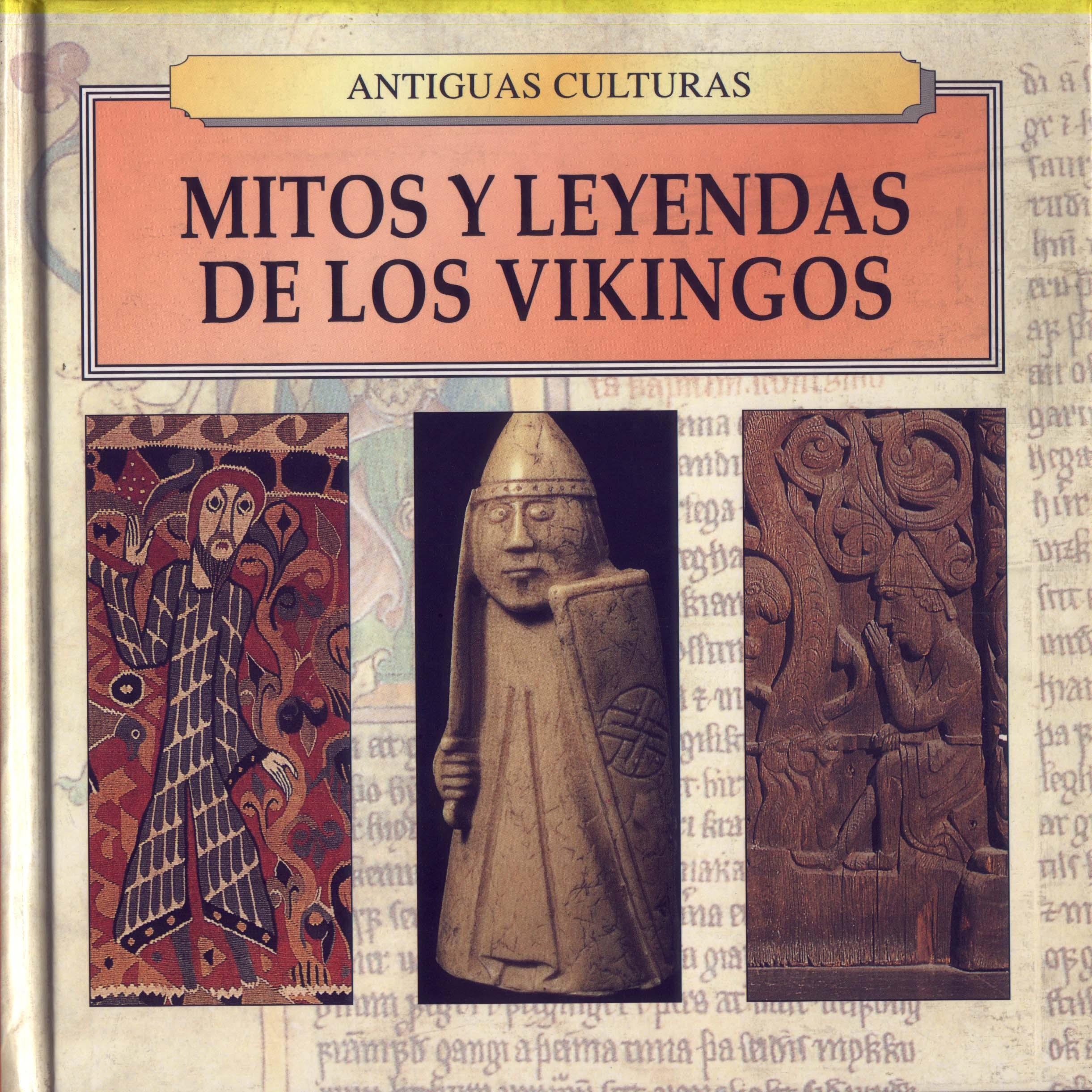 Mitos y leyendas de los vikingos