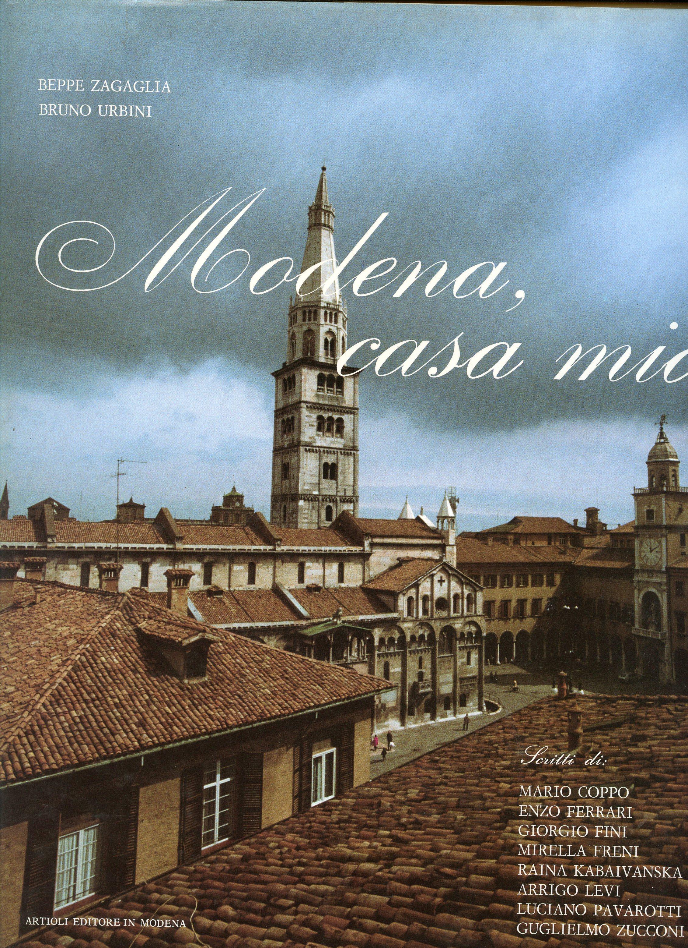 Modena, casa mia
