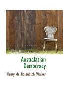Australasian Democracy