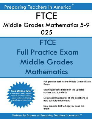 Ftce Middle Grades Mathematics 5-9 025