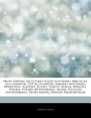 Articles on Proxy Servers, Including