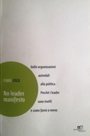 No leader manifesto