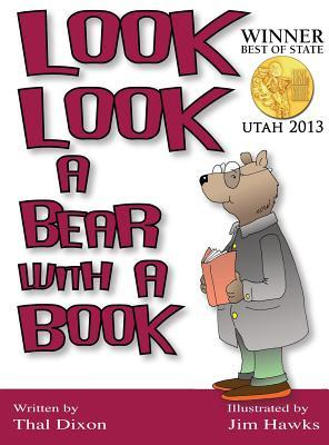 Look Look a Bear with a Book