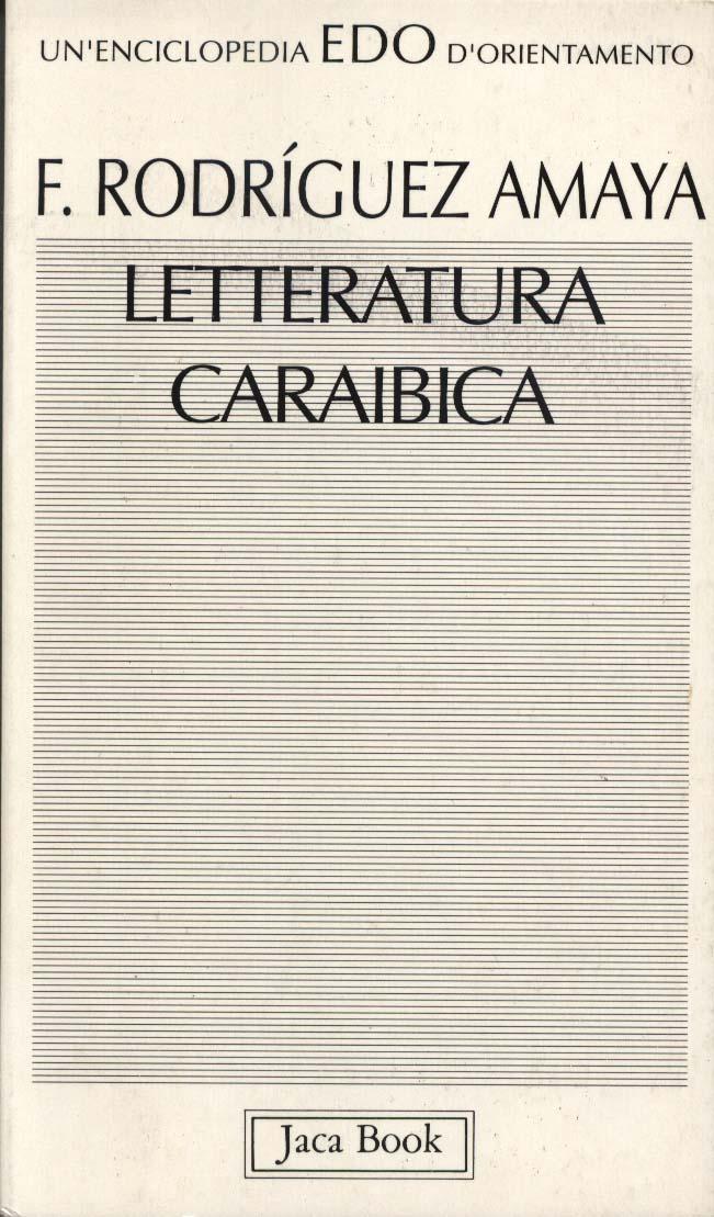 Letteratura caraibica