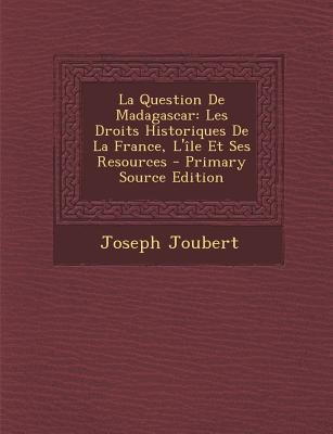La Question de Madagascar