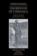 The Bedouin of Cyrenaica