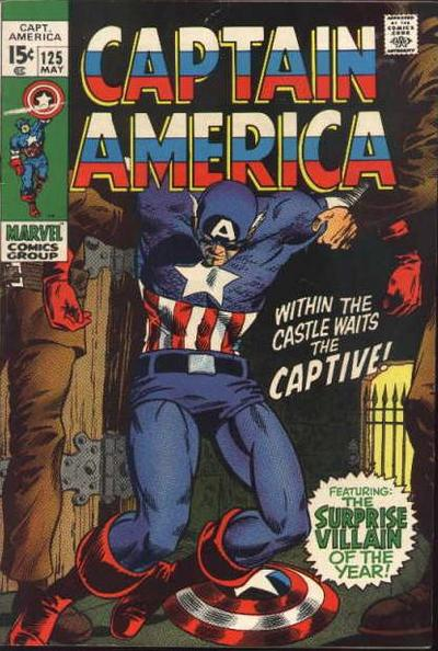 Captain America Vol.1 #125