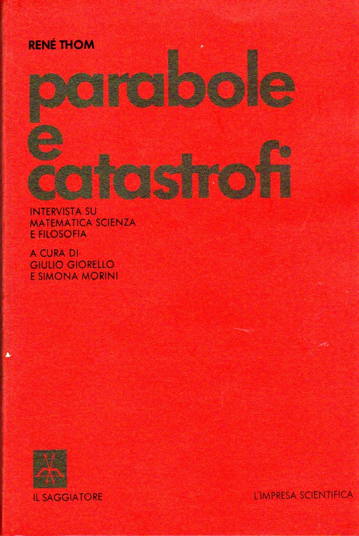 Parabole e catastrofi