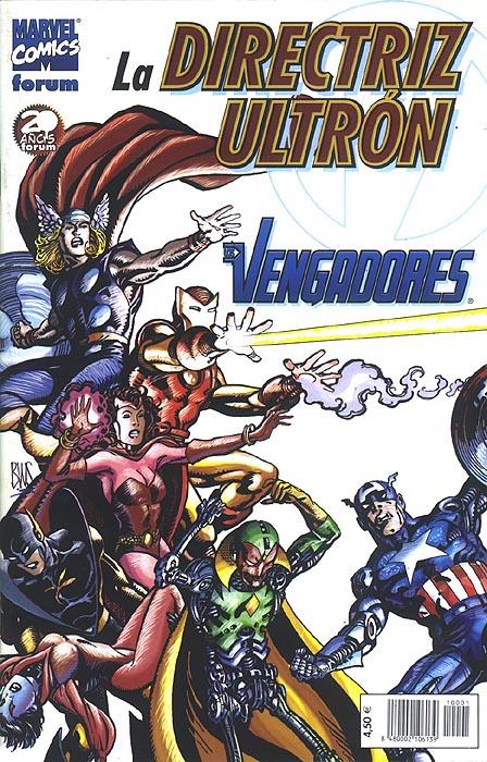 Los Vengadores: La d...