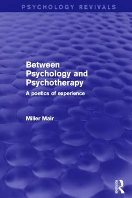 Between Psychology and Psychotherapy
