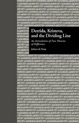 Derrida, Kristeva, and the Dividing Line