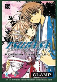 Tsubasa Reservoir Chronicle vol. 23