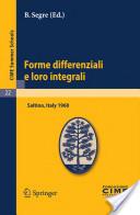 Forme Differenziali E Loro Integrali
