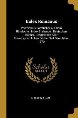 Index Romanus