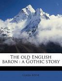 The Old English Baro...