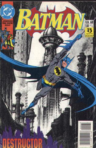 Batman Vol.II, #68