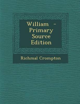 William - Primary Source Edition
