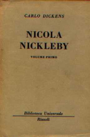 Nicola Nickleby