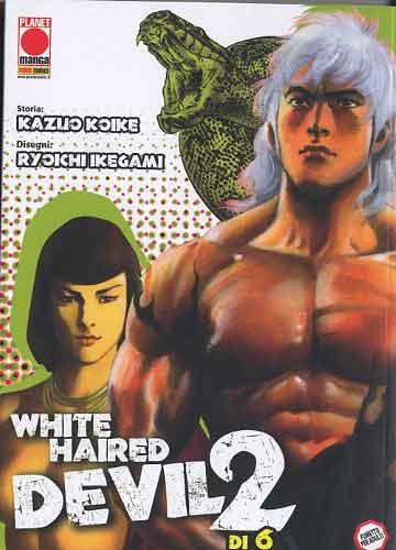 White Haired Devil vol. 2