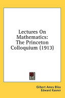 Lectures on Mathemat...