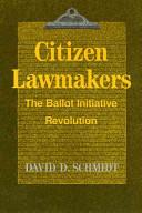 Citizen Lawmakers