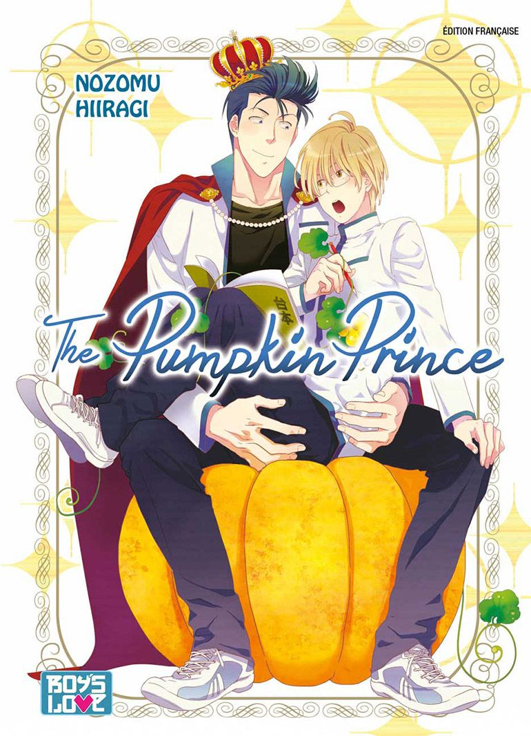 The Pumpkin Prince