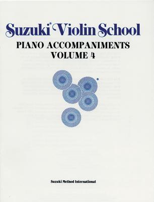 Suzuki Violin School, Piano Accompaniment